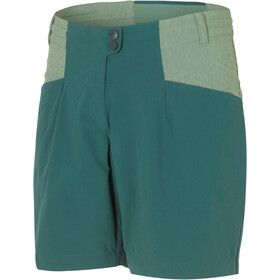 Ziener Nariam X-Function Cycling Shorts Women green